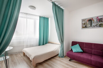 1-комн. квартира, 25 кв.м. на 4 человека, улица Степана Разина, 2, Екатеринбург - Фотография 1