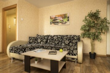 2-комн. квартира, 67 кв.м. на 5 человек, площадь Свободы, 4, Нижний Новгород - Фотография 1