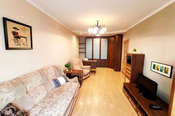 2-комн. квартира, 60 кв.м. на 4 человека, Восточно-Кругликовская улица, 51, Краснодар - Фотография 1