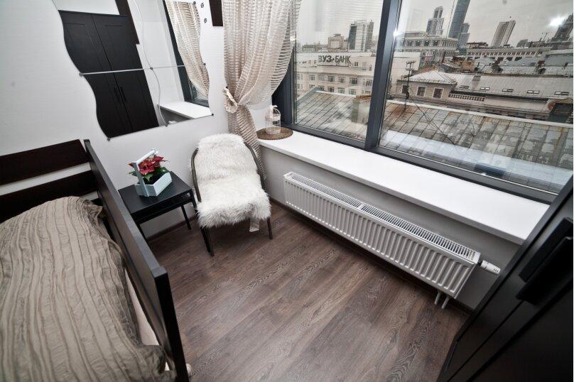 1-комн. квартира, 25 кв.м. на 2 человека, улица Малышева, 42А, Екатеринбург - Фотография 6