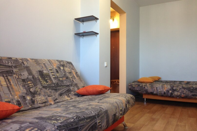 1-комн. квартира, 34 кв.м. на 4 человека, сержанта коротаева, 1, Новосибирск - Фотография 3