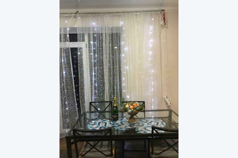 Бунгало, 100 кв.м. на 6 человек, 2 спальни, улица Гагарина, 15 к 1, Банное - Фотография 16