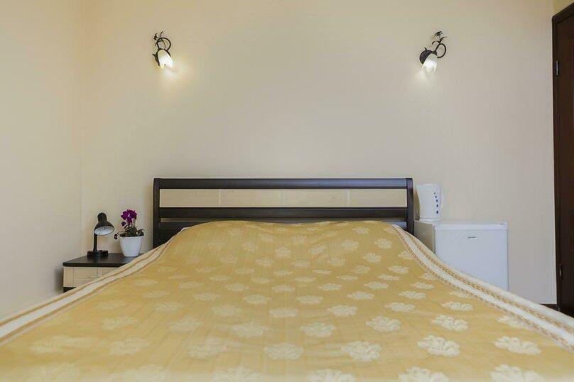 Стандартный номер с двухспальной кроватью, улица Тухачевского, 165, Самара - Фотография 3