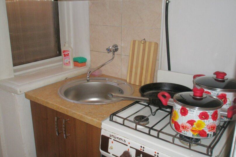 1-комн. квартира, 25 кв.м. на 4 человека, улица Пушкина, 10, Евпатория - Фотография 7