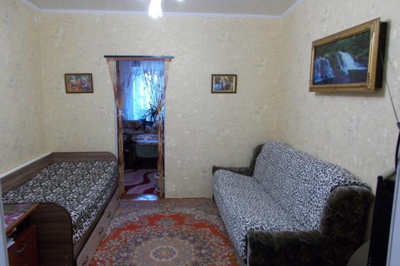 Пол дома под ключ, 37 кв.м. на 5 человек, 2 спальни, Ростовская улица, 219, Ейск - Фотография 14