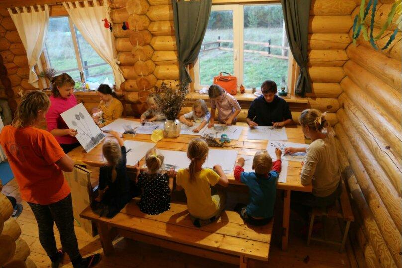 Дом, 176 кв.м. на 20 человек, 4 спальни, деревня Уревы, 2А, Осташков - Фотография 2