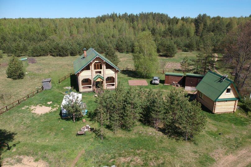 Дом, 176 кв.м. на 20 человек, 4 спальни, деревня Уревы, 2А, Осташков - Фотография 4