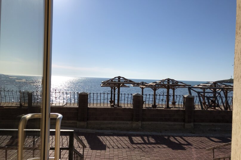 Делюкс однокомнатный с видом на морем, улица Анджиевского, 38А, село Мысовое - Фотография 9