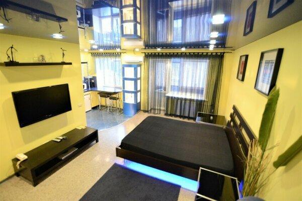 1-комн. квартира, 33 кв.м. на 3 человека, Кольцовская, 30-А, Воронеж - Фотография 1