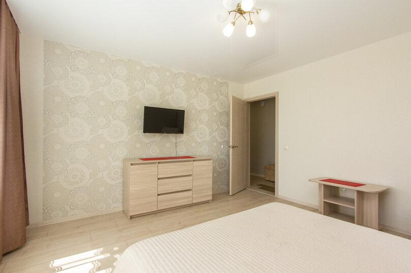 2-комн. квартира, 60 кв.м. на 4 человека, Эльблонгская улица, 23, Калининград - Фотография 4