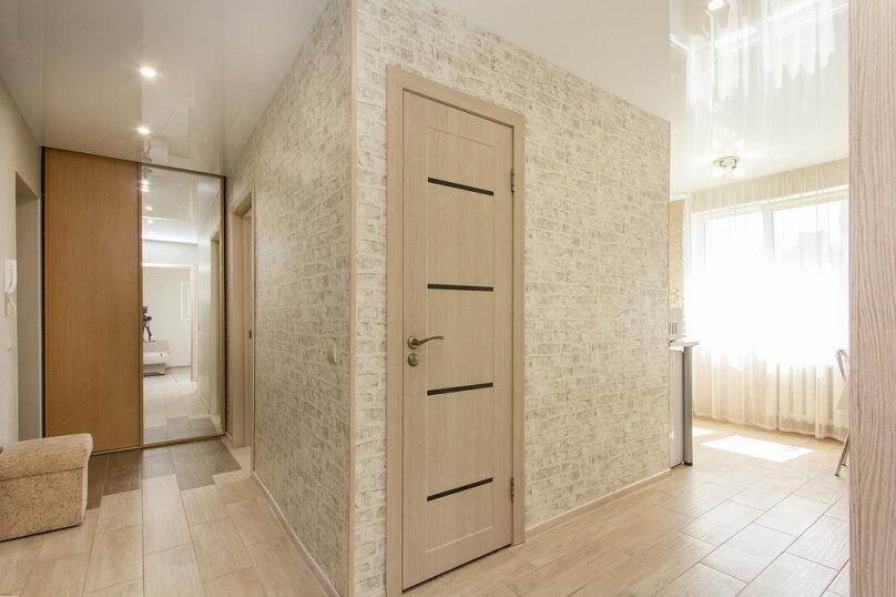 2-комн. квартира, 60 кв.м. на 4 человека, Эльблонгская улица, 23, Калининград - Фотография 10