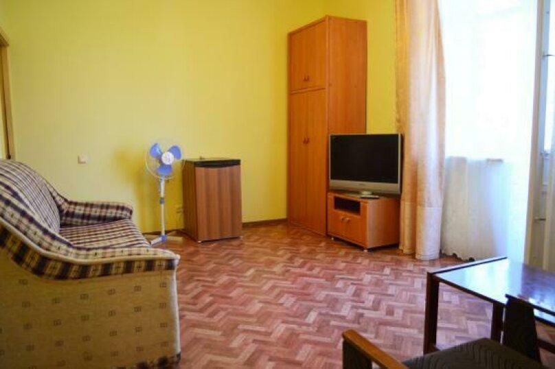 Двухкомнатный Suite с балконом (2.5), Морская улица, 3, Витино - Фотография 3