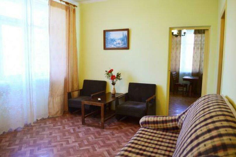 Двухкомнатный Suite с балконом (2.5), Морская улица, 3, Витино - Фотография 4