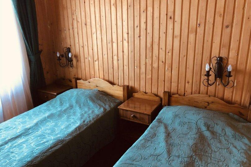 НОМЕР 1-комнатный 2-местный с 2-я односпальными кроватями, Куйбышева, 30А, Высокое - Фотография 1