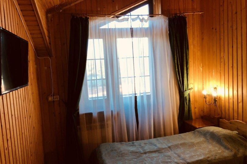 НОМЕР 1-комнатный 2-местный с 2-я односпальными кроватями, Куйбышева, 30А, Высокое - Фотография 4