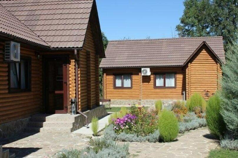 СРУБ 1-комнатный 2-местный с двухспальной кроватью, Куйбышева, 30А, Высокое - Фотография 3