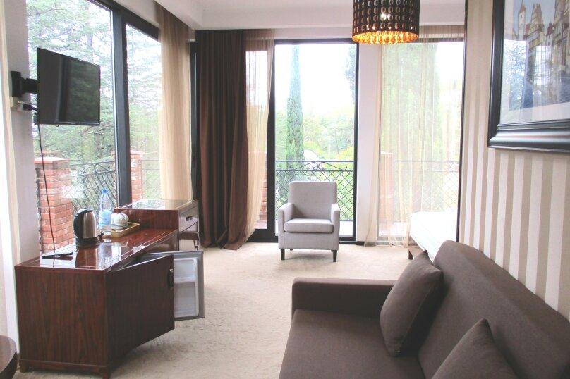 Отель «Афон black sea» , улица Лакоба, 14Б на 47 номеров - Фотография 19