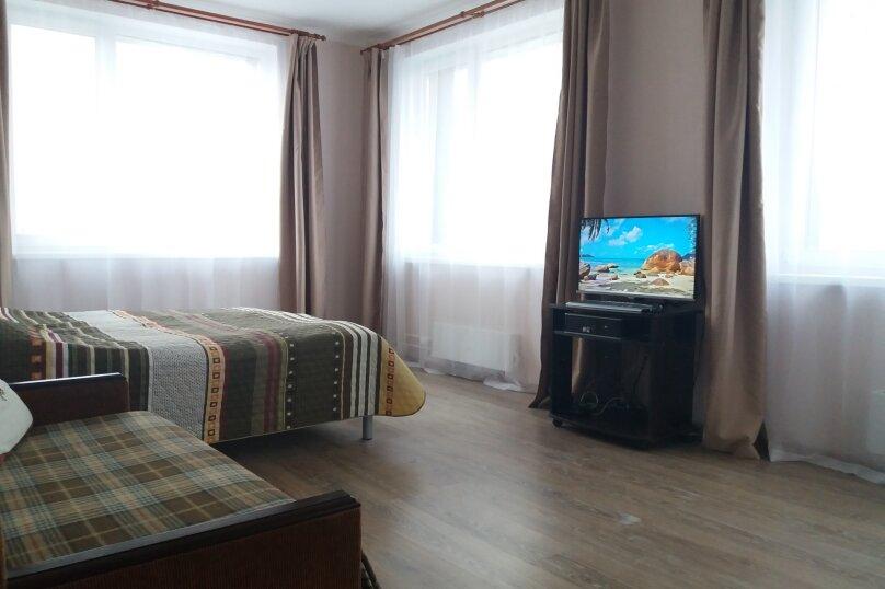 2-комн. квартира, 57 кв.м. на 5 человек, Ельнинская улица, 14к1, метро Молодежная, Москва - Фотография 2