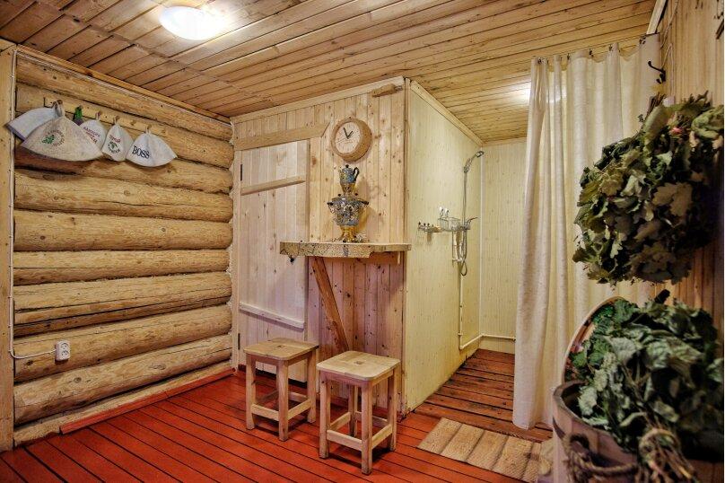 Дома отдыха на Селигере, Березовая, 4 на 5 номеров - Фотография 16