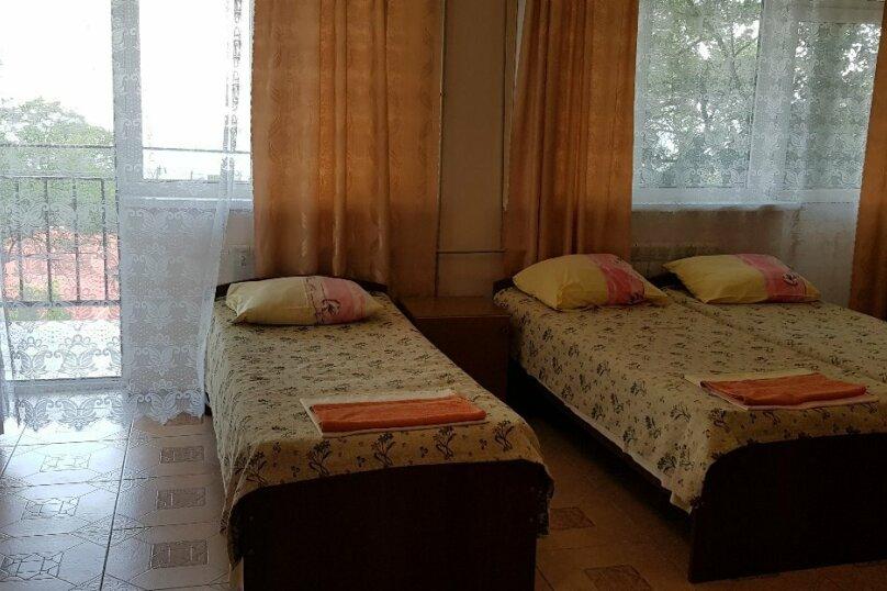 Однокомнатный номер на 1 этаже , Виноградная улица, 8В, Ливадия, Ялта - Фотография 1