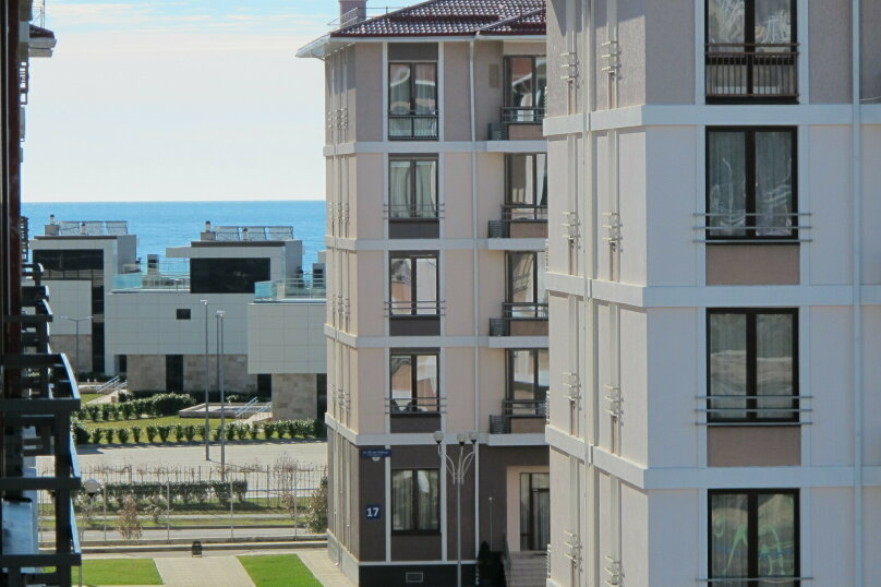 2-комн. квартира, 47 кв.м. на 6 человек, Старообрядческая улица, 62, Сочи - Фотография 21