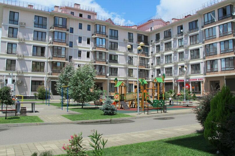2-комн. квартира, 47 кв.м. на 6 человек, Старообрядческая улица, 62, Сочи - Фотография 27