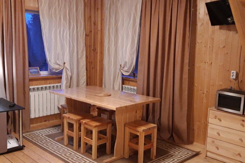 Западный дом, 70 кв.м. на 5 человек, 2 спальни, Западная, 1, Сортавала - Фотография 58