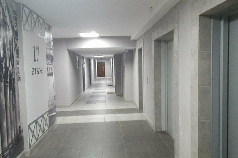 1-комн. квартира, 45 кв.м. на 6 человек, Средне-Московская улица, 62А, Воронеж - Фотография 18