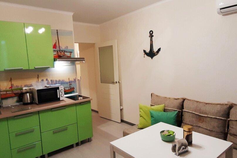 1-комн. квартира, 45 кв.м. на 6 человек, Средне-Московская улица, 62А, Воронеж - Фотография 9