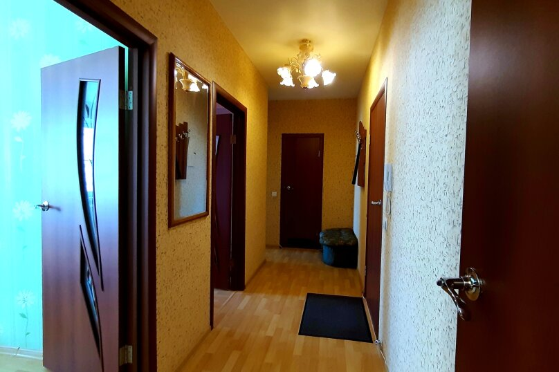 2-комн. квартира, 69 кв.м. на 7 человек, улица Кропоткина, 13А, Воронеж - Фотография 6