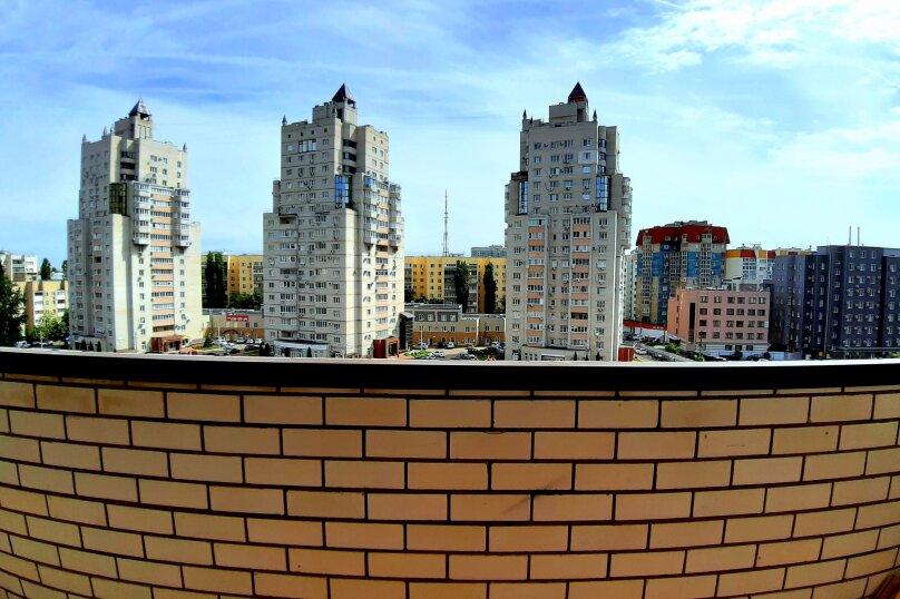 2-комн. квартира, 69 кв.м. на 7 человек, улица Кропоткина, 13А, Воронеж - Фотография 13