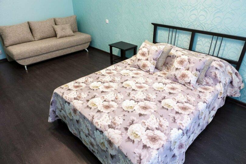1-комн. квартира, 48 кв.м. на 5 человек, улица Урицкого, 155, Воронеж - Фотография 3