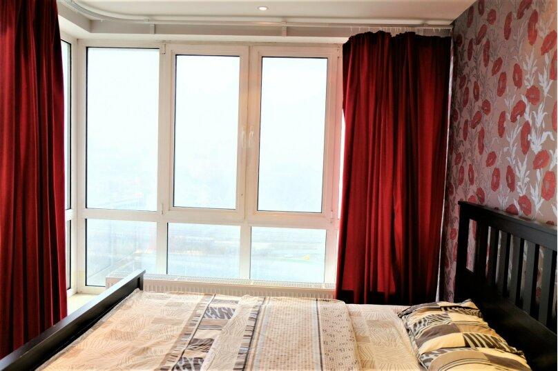 3-комн. квартира, 80 кв.м. на 6 человек, Хорошёвское шоссе, 12к1, Москва - Фотография 1