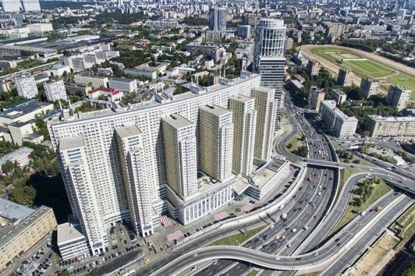 3-комн. квартира, 80 кв.м. на 6 человек, Хорошёвское шоссе, 12к1, Москва - Фотография 26