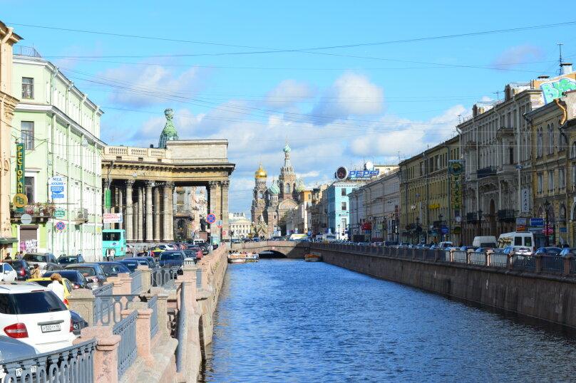 2-комн. квартира, 45 кв.м. на 4 человека, набережная канала Грибоедова, 33, Санкт-Петербург - Фотография 1