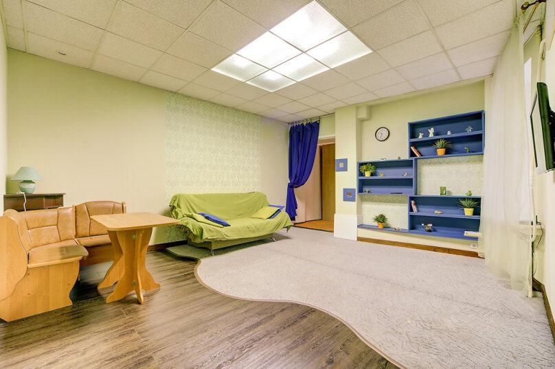 2-комн. квартира, 45 кв.м. на 4 человека, набережная канала Грибоедова, 33, Санкт-Петербург - Фотография 4