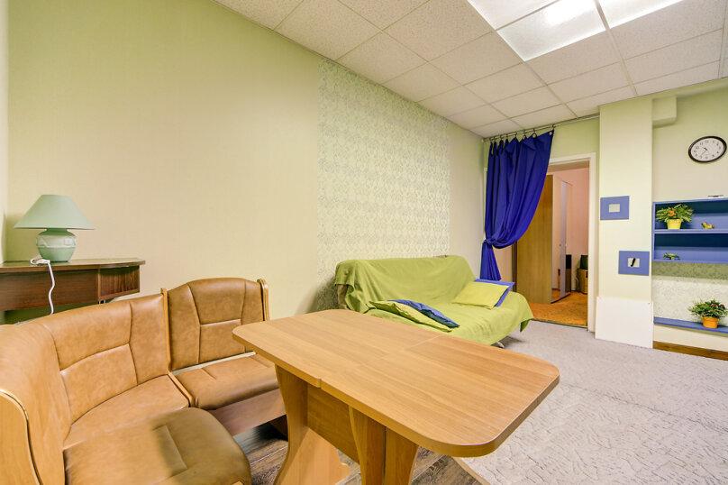 2-комн. квартира, 45 кв.м. на 4 человека, набережная канала Грибоедова, 33, Санкт-Петербург - Фотография 5