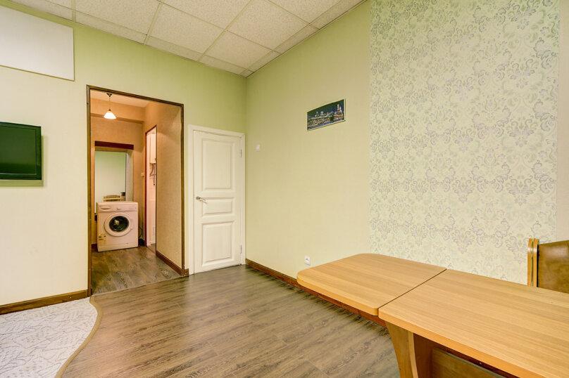 2-комн. квартира, 45 кв.м. на 4 человека, набережная канала Грибоедова, 33, Санкт-Петербург - Фотография 6