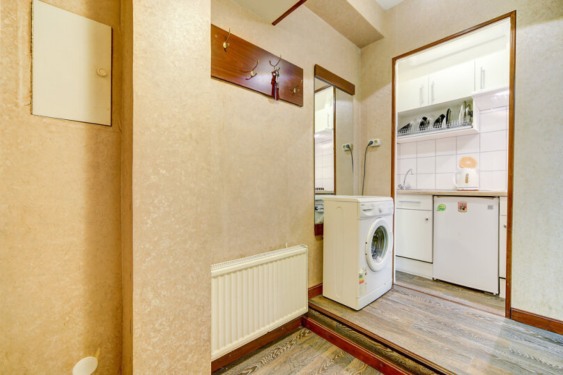 2-комн. квартира, 45 кв.м. на 4 человека, набережная канала Грибоедова, 33, Санкт-Петербург - Фотография 7