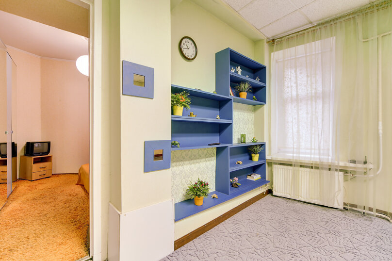 2-комн. квартира, 45 кв.м. на 4 человека, набережная канала Грибоедова, 33, Санкт-Петербург - Фотография 8