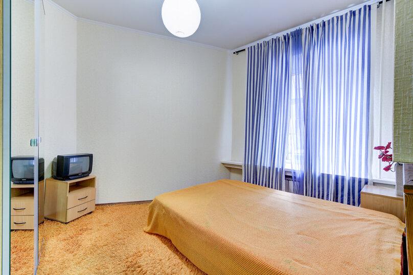 2-комн. квартира, 45 кв.м. на 4 человека, набережная канала Грибоедова, 33, Санкт-Петербург - Фотография 11