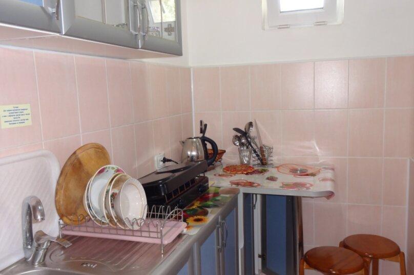 1-комнатный Люкс №2 с кухней, квартал Миндальный, 21, Новый Свет, Судак - Фотография 5