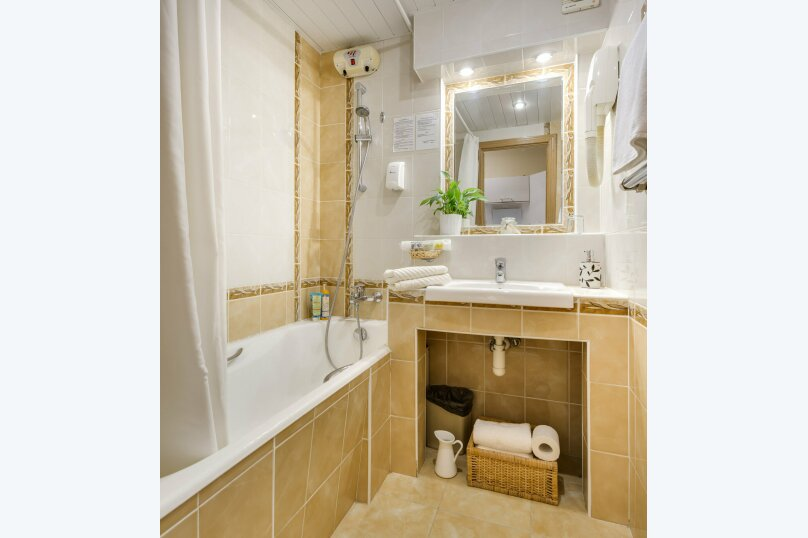 Трехместный номер эконом с общей ванной комнатой, Шипиловский проезд, 39к2, Москва - Фотография 21