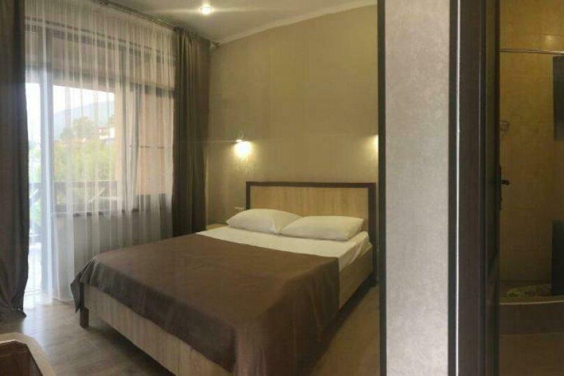 Двухместный номер с одной кроватью, Псырцха, Сухумское шоссе, 138Б, Новый Афон - Фотография 3