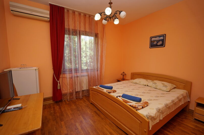 Двухместный номер «Стандрт», улица Одоевского, 47, Лазаревское - Фотография 1