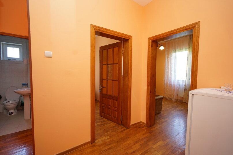 Двухкомнатный номер «Комфорт», улица Одоевского, 47, Лазаревское - Фотография 5