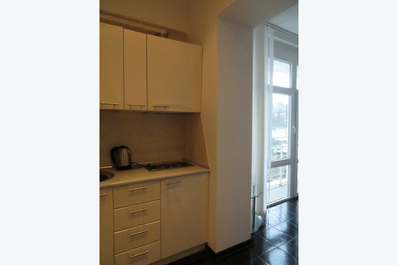 1-комн. квартира, 27 кв.м. на 3 человека, Прибрежная улица, 7, Партенит - Фотография 3
