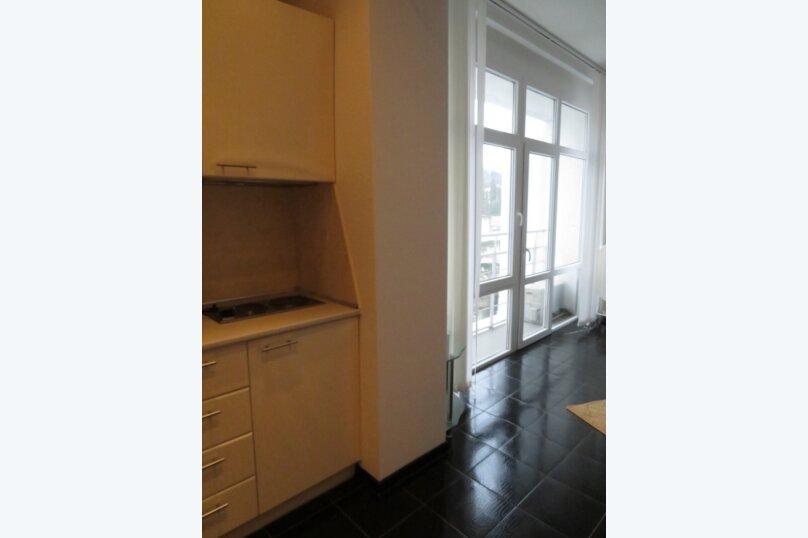 1-комн. квартира, 27 кв.м. на 3 человека, Прибрежная улица, 7, Партенит - Фотография 5