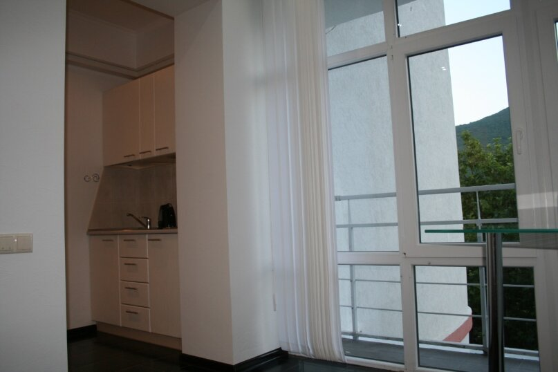 1-комн. квартира, 27 кв.м. на 3 человека, Прибрежная улица, 7, Партенит - Фотография 7