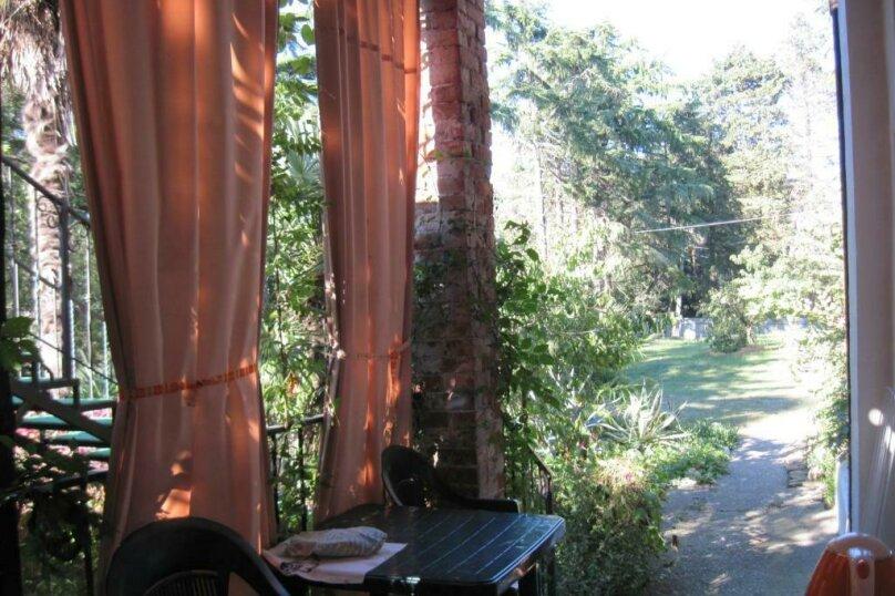 Двухместный номер эконом-класса с балконом, п. Молочный, б/н, Пицунда - Фотография 3